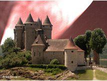 Château de Val, château magique