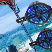 Une cinquantaine de bateaux rassemblés pour une free party... en mer, dans la baie de Cannes .