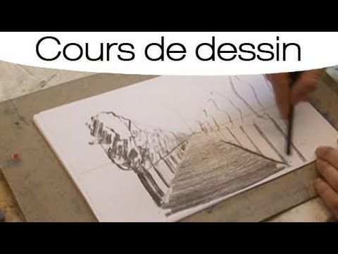 Ressortir la perspective en dessinant : La technique