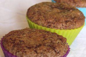 Muffins framboisés de Maëva