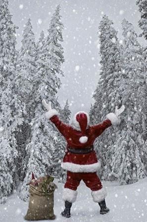 La révolte du Père Noël