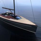 Tofinou 9.7, a new dayboat imagined with the Peugeot Design Lab - Yachting Art Magazine