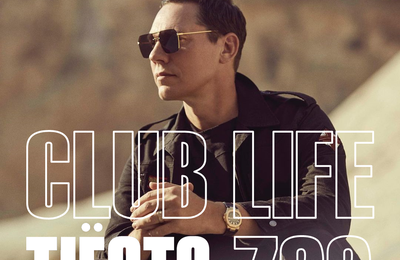 Club Life by Tiësto 722 - january 29, 2021