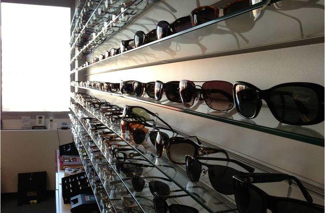 Un rendez-vous pour mes beaux yeux... dans un showroom de lunettes !