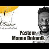 """""""Maintenant, voyez que je suis le seul Dieu"""" - Pasteur Manou Bolomik"""