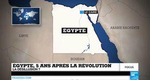 Égypte : 5 ans après la révolution, la désillusion ?