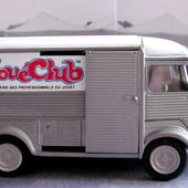 CITROEN TUB TYPE H 1958 JOUECLUB ELIGOR 1/43 - car-collector.net