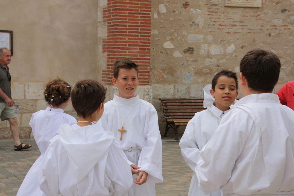 Profession de foi, première communion...
