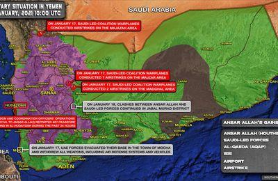 Les forces des EAU évacuent une base dans le sud du Yémen au milieu des avancées des Houthis sur la ligne de front (Southfront)