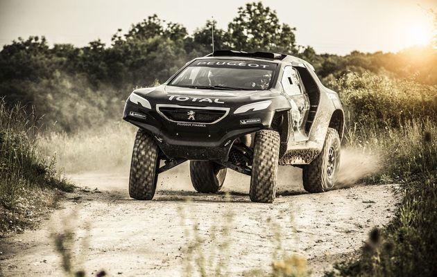 Automobile : Avec 2008 DKR, Peugeot revient au Dakar