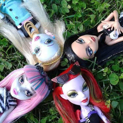 Monster High et Cie