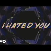 blink-182 - I Really Wish I Hated You (Lyric Video)