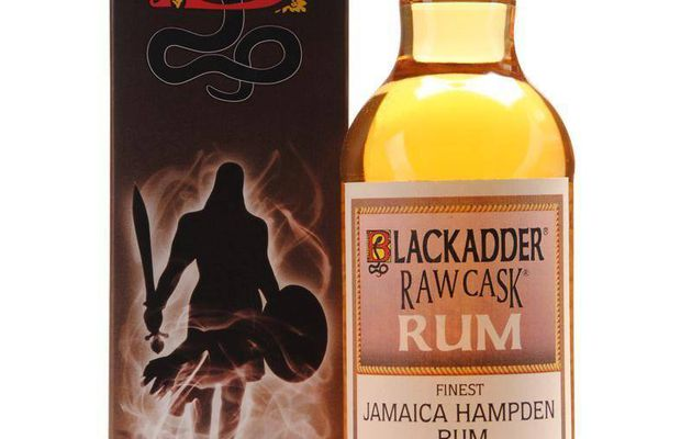 Blackadder - Raw Cask - Hampden 16Y 56,1%