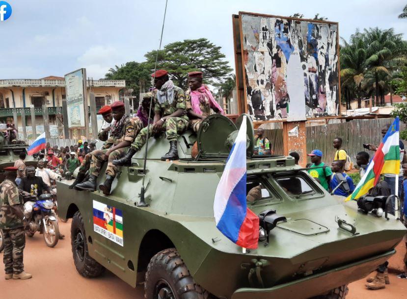 La Centrafrique, nouveau symbole du retour de la Russie en Afrique