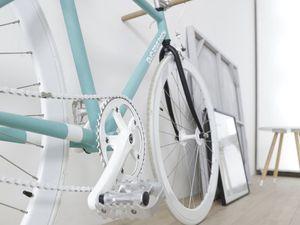 Un vélo dans la déco