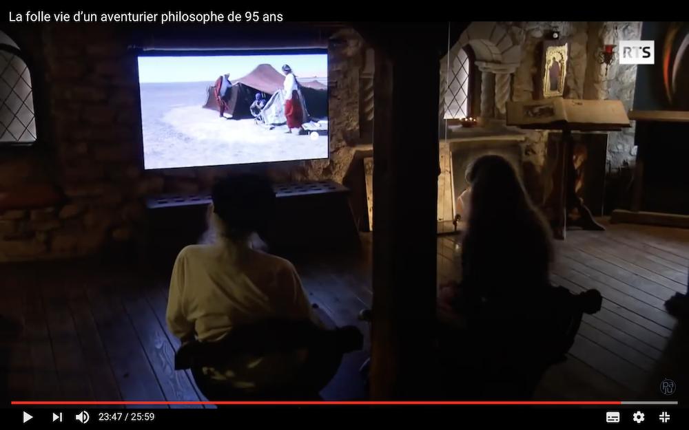 La folle vie d'un aventurier philosophe: portrait de Paul du Marchie van Voorthuysen (RTS/Passe moi les jumelles)