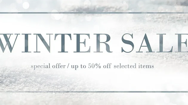 STAY INSIDE AND SHOP WINTER SALE WITH FREE SHIPPING
