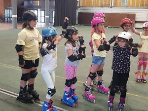 Mini Stage Roller 7-9 ans 12/07/2017