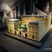 Histoire en briques LEGO : l'expo - Lulu from Montmartre