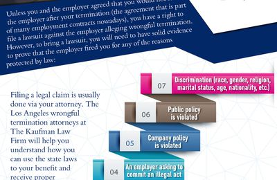 When You Have Right To Pursue Legal Action Against Your Employer?