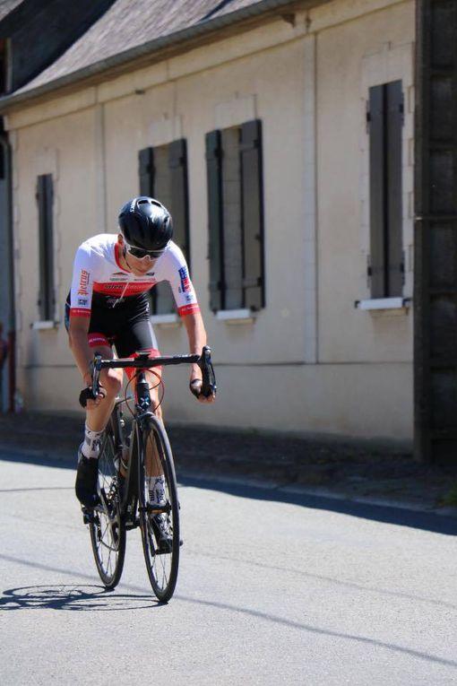 Championnat de la Somme Cyclosport Ufolep à Fignières