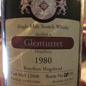 Glenturret 1980 / 2012 MoS - Passion du Whisky