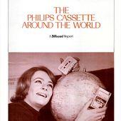 The philips cassette around the world - Billboard 8 avr 1967 - l'oreille cassée