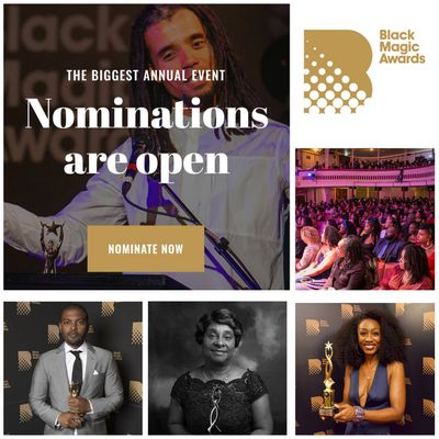 The Black Magic Awards are back in June 2022