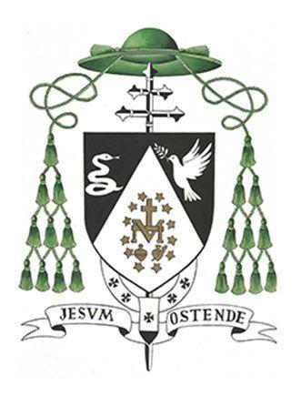 Armoiries de Mgr David MACAIRE