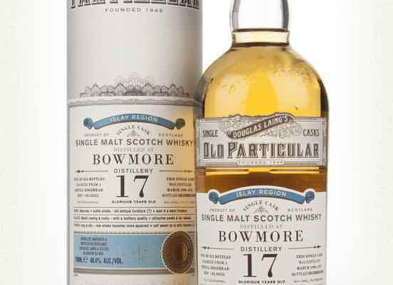 Bowmore 17Y 'Old Particular'