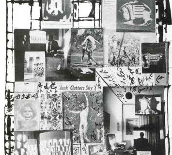 The Third Mind (Dreamachine) @ B. Gysin & W. Burroughs. 1965