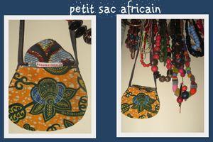 petit sac africain