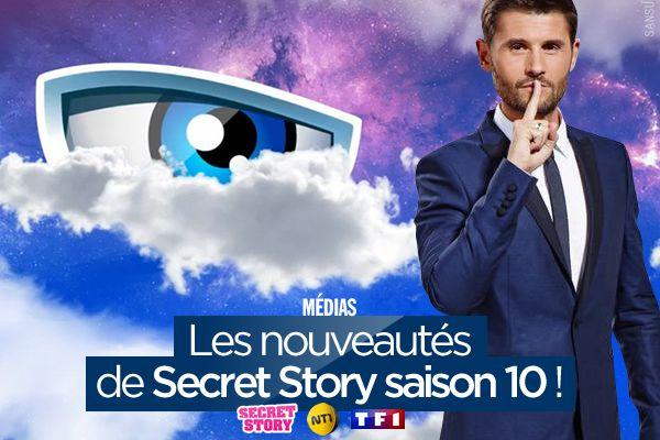 Les nouveautés de Secret Story saison 10 ! #SS10