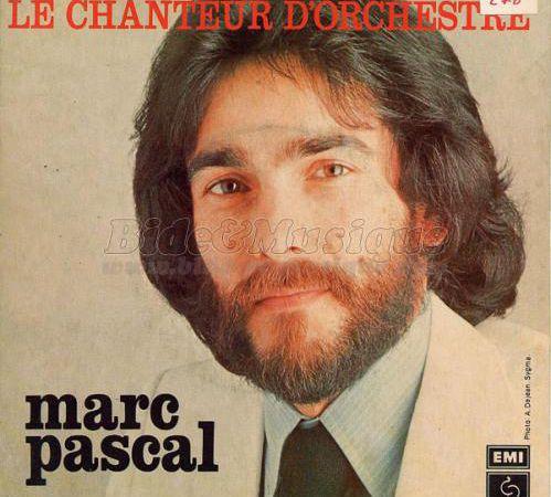 """marc pascal, un chanteur français qui s'est illustré dans """"les routiers sont sympas"""" et """"la chance aux chansons"""" de pascal Sevran"""