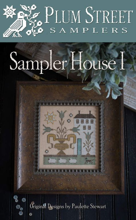 Sampler House. Plum Street Samplers
