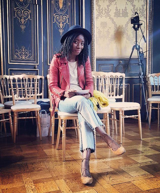Paris fashion week, une première expérience