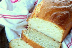 Cake à la ricotta et citron vert