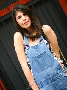 GO BACK TO SCHOOL IN OVERALLS