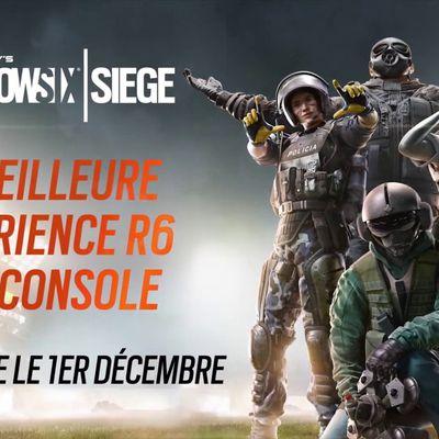 Les versions PS5 et Xbox Series X S de Tom Clancy's Rainbow Six Siege seront disponibles le 1er décembre