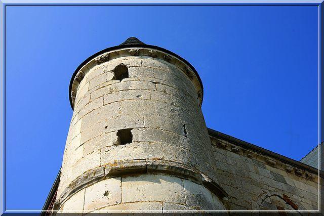 Diaporama église fortifiée de Fraillicourt