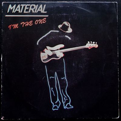Material - I'm the one / Come down - 1982