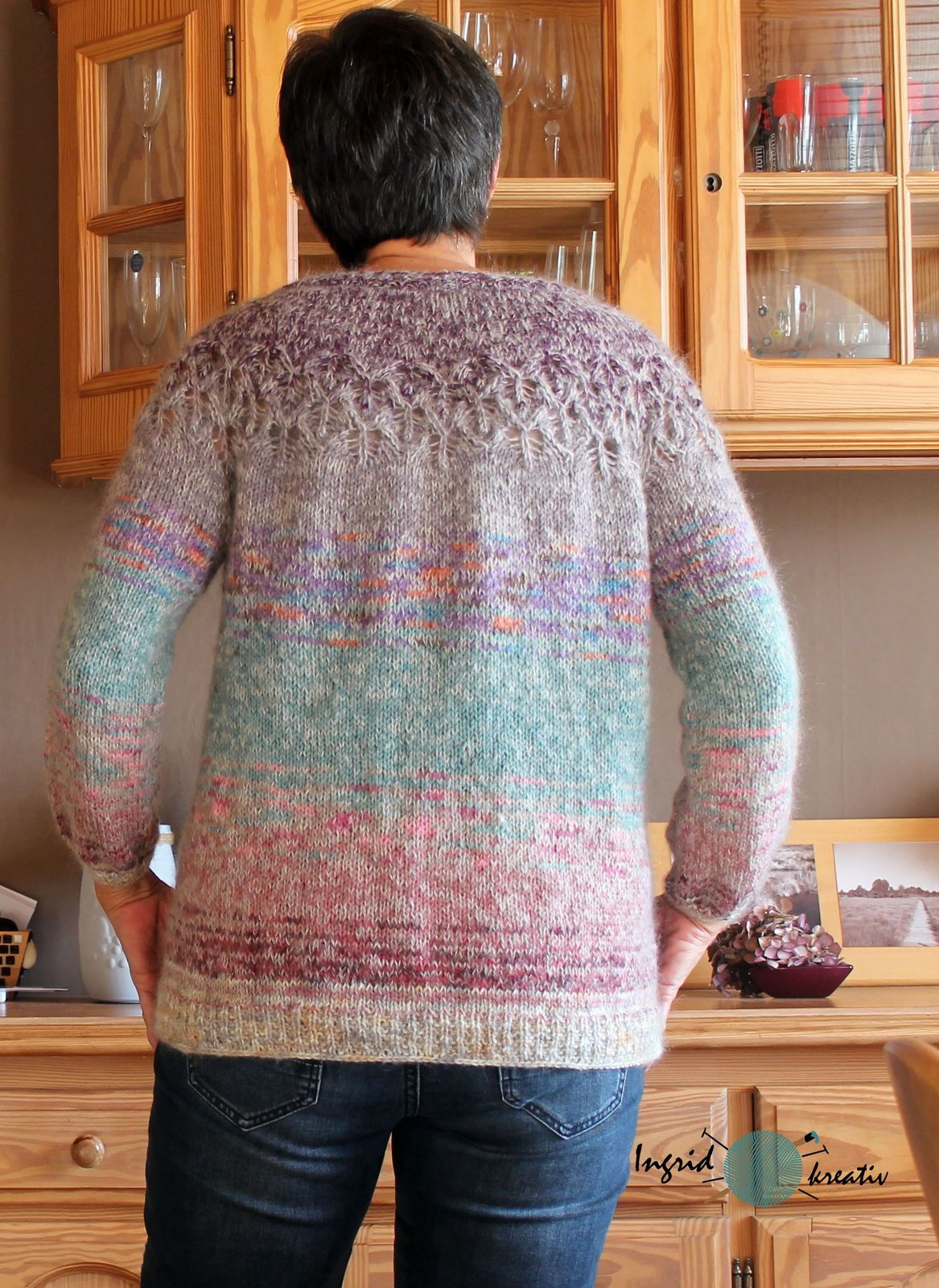 love note tincanknits sweater topdown flausch faded