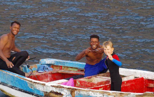 Max au Cap Vert