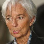 """Croissance """"décevante et inégale"""" en 2016, selon Christine Lagarde"""