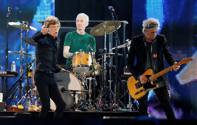 Les Rolling Stones rendent hommage à Charlie Watts