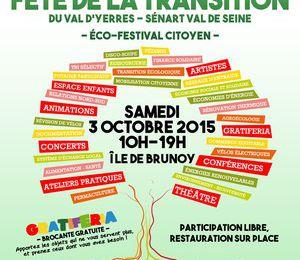 La fête de la transition du Val D'Yerres