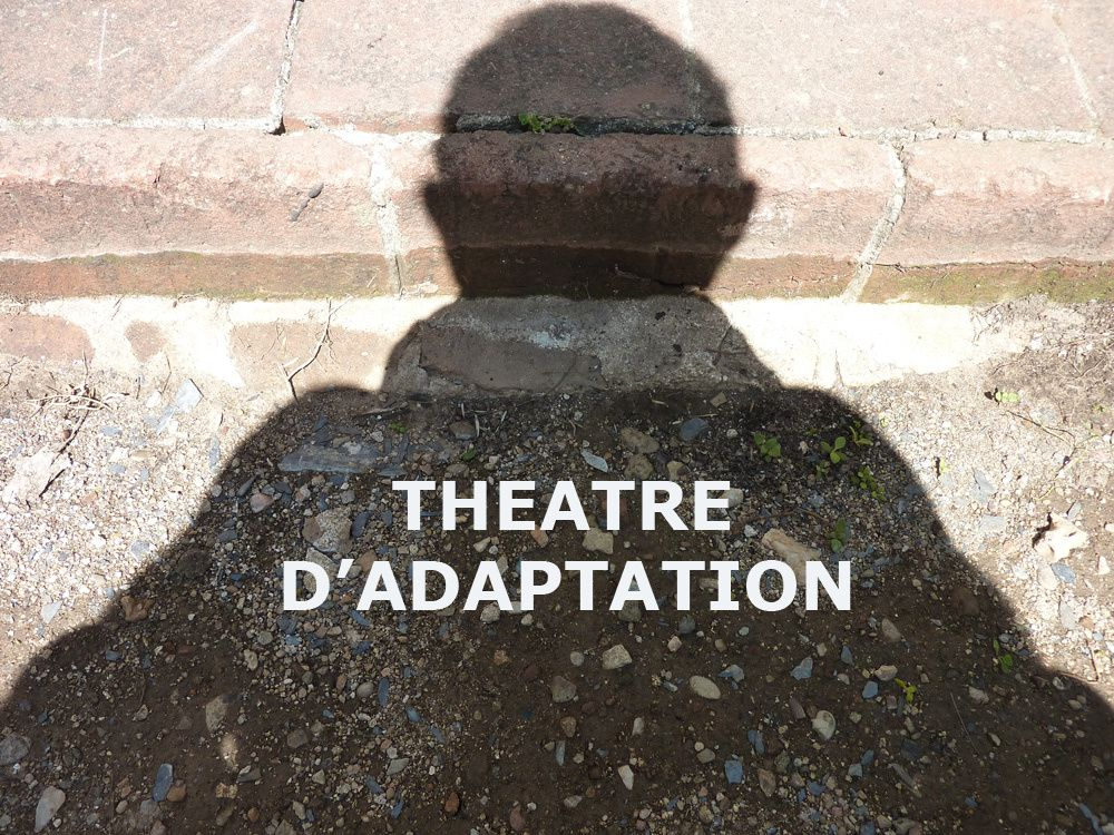 THEATRE D'ADAPTATION