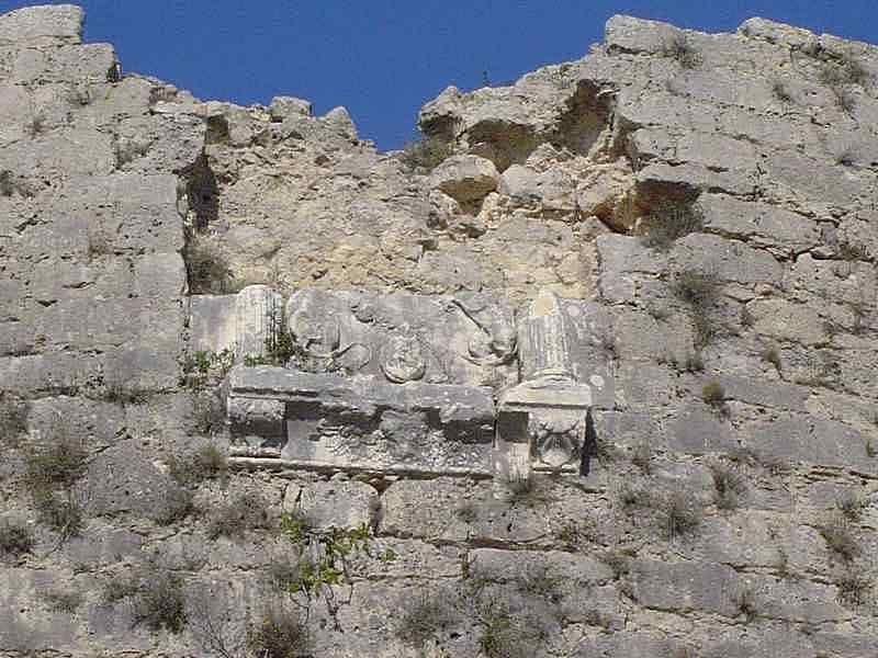 Diaporama château de Leucate