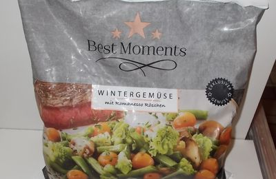 [Penny] Best Moments Wintergemüse mit Romanesco