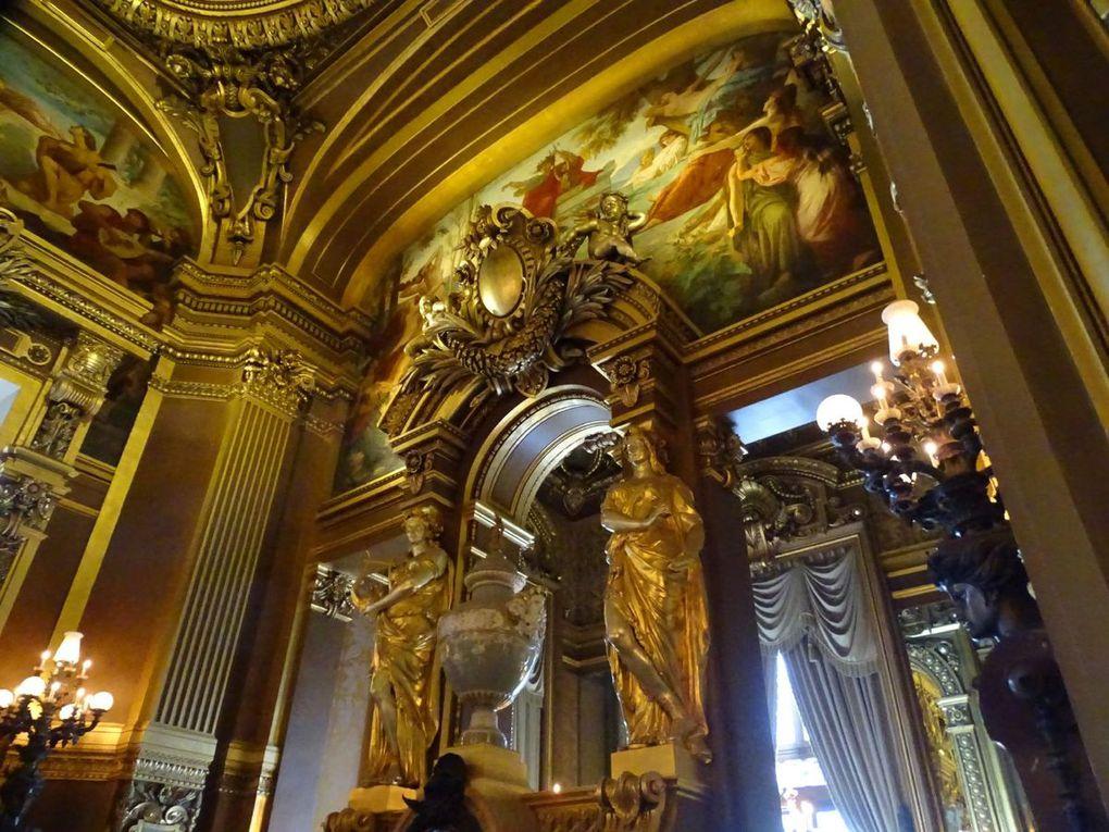 Visite de l'Opéra Garnier